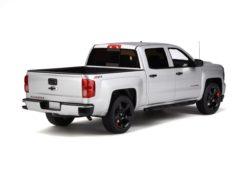 GT785 - 2018 Chevrolet Silverado Redline Edition