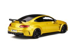 GT235 - Prior Design PD65CC C Class 63 AMG Coupe