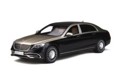 GT237 - Mercedes-Maybach S650 2019