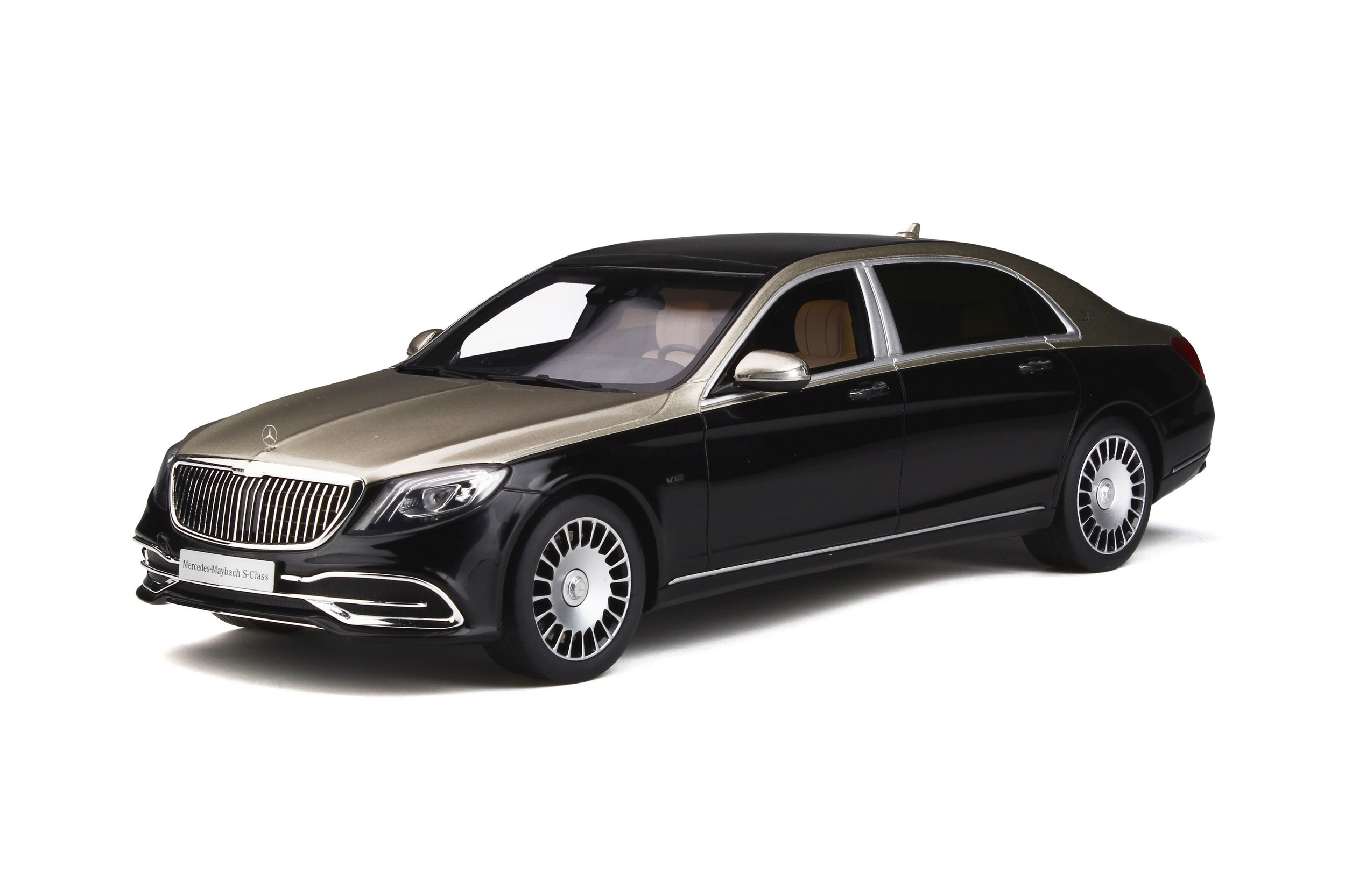 Mercedes-Maybach S650 2019 - Model car collection | GT SPIRIT