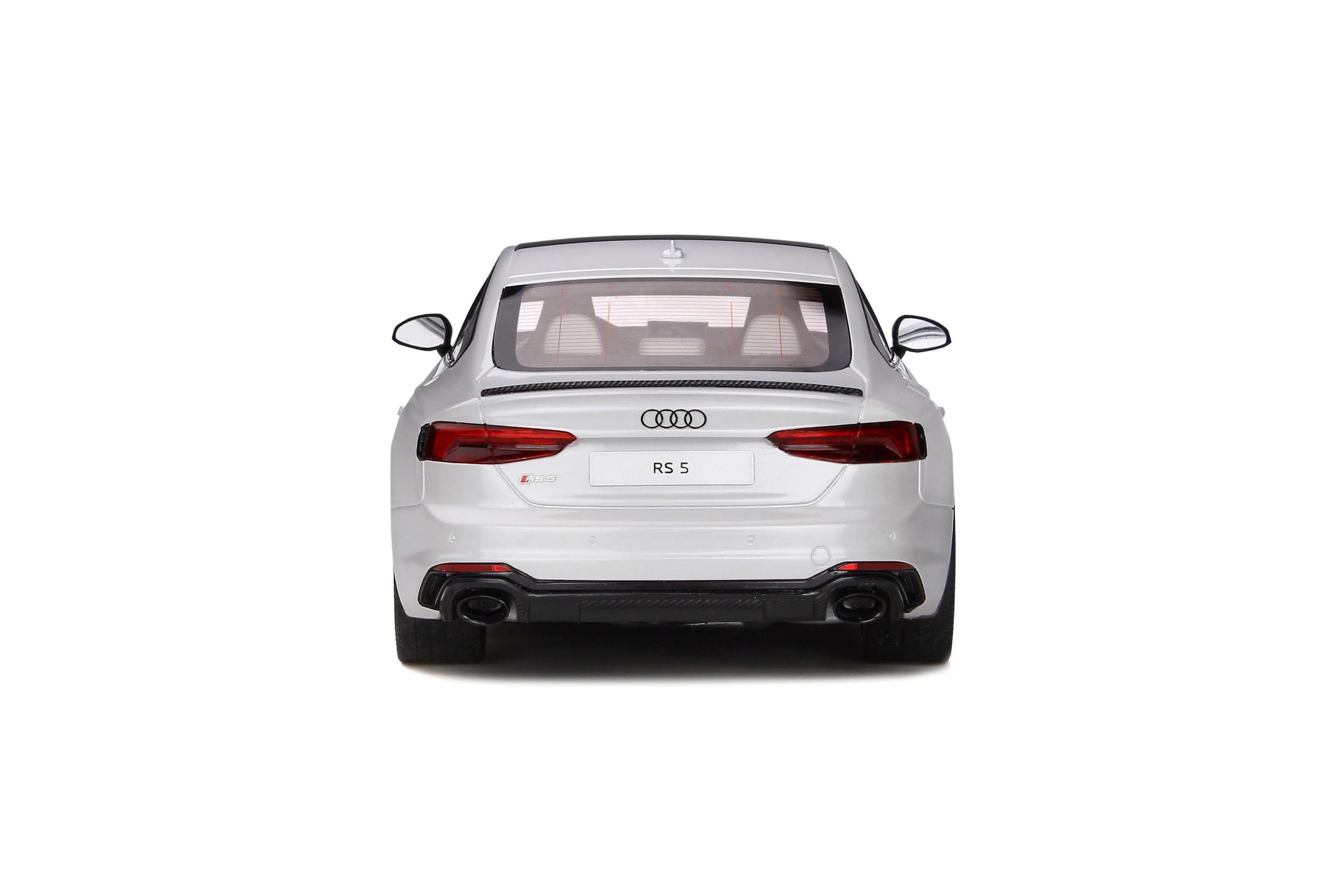 Audi RS5 Sportback 2019 weiß Modellauto 1:18 GT Spirit