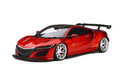GT245 - HONDA NSX Customized car by LB-WORKS
