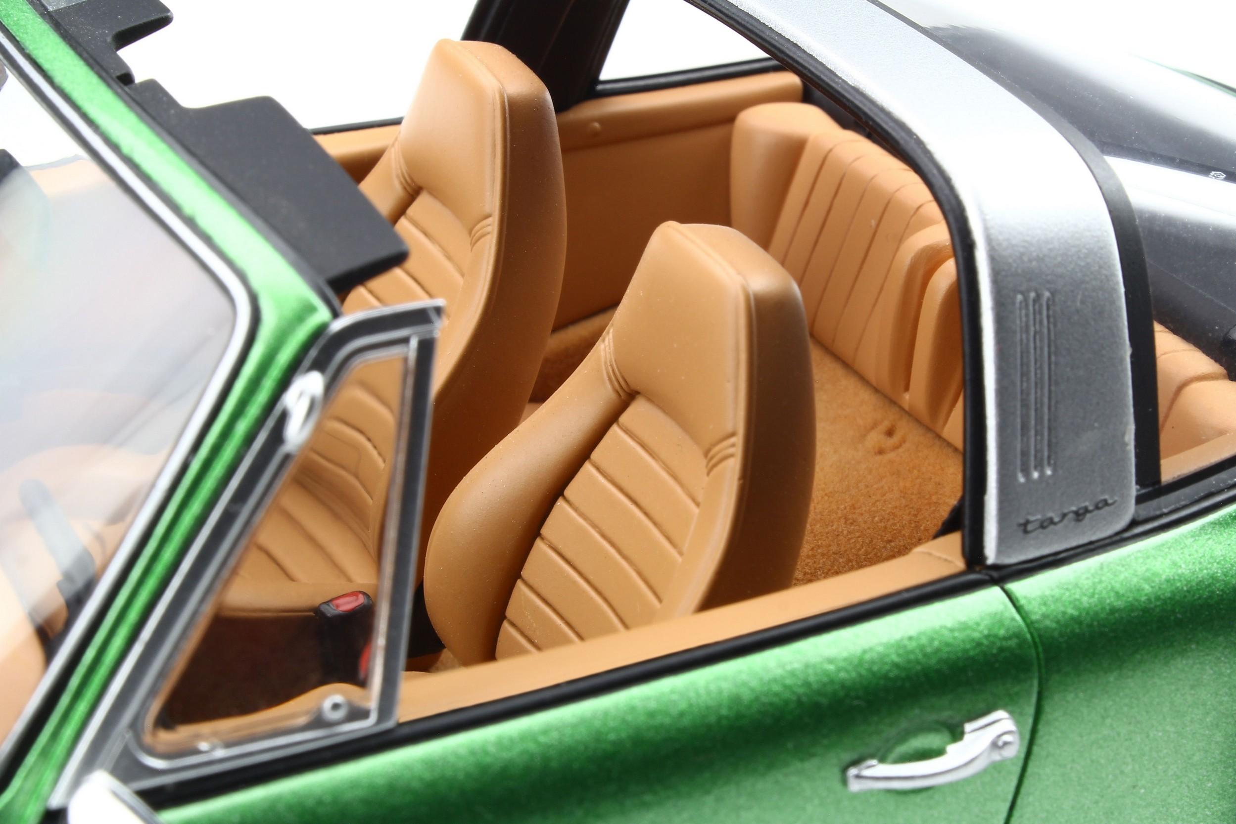 nuevo Porsche 911 s 2.7 Targa gt Spirit gt780 1:18 1974