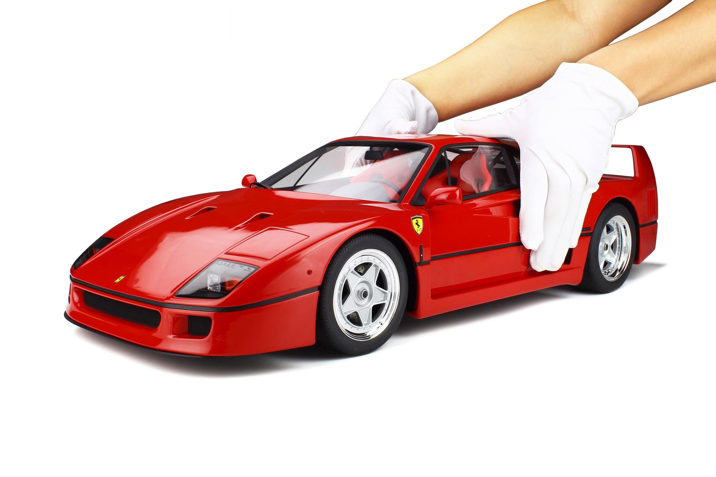 Ferrari F40 Model Car Collection Gt Spirit