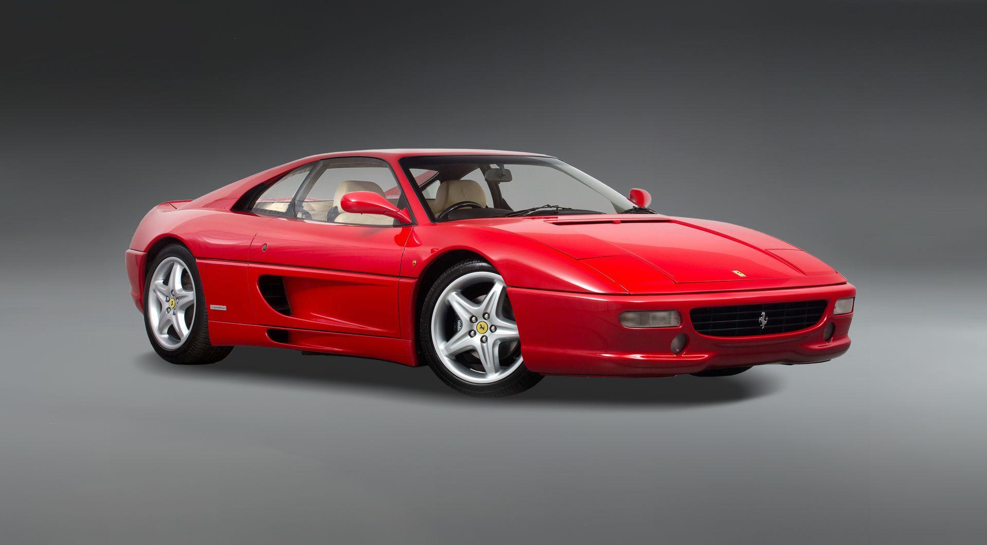 Slide - GT242 Ferrari F355 berlinetta