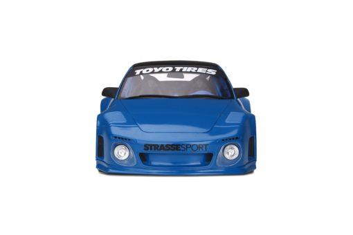 GT222 - Old & New Body Kit