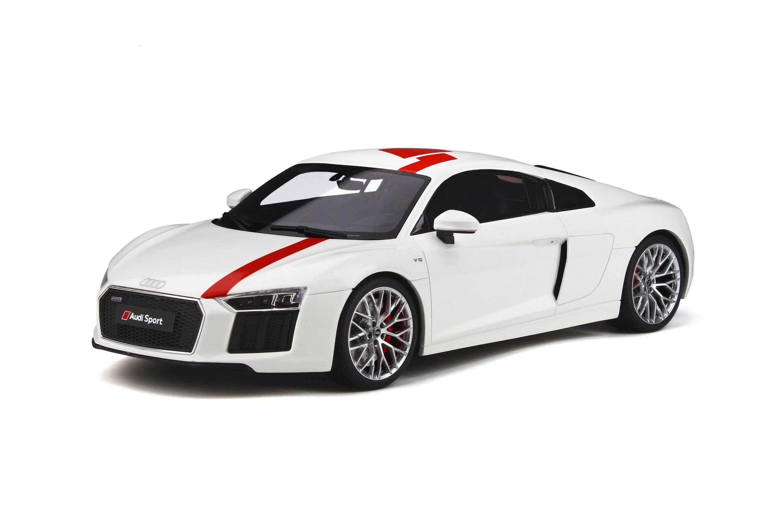 Audi R8 V10 RWS - Model car collection   GT SPIRIT