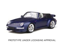 GT257 - Porsche 911 (993) Turbo cabriolet