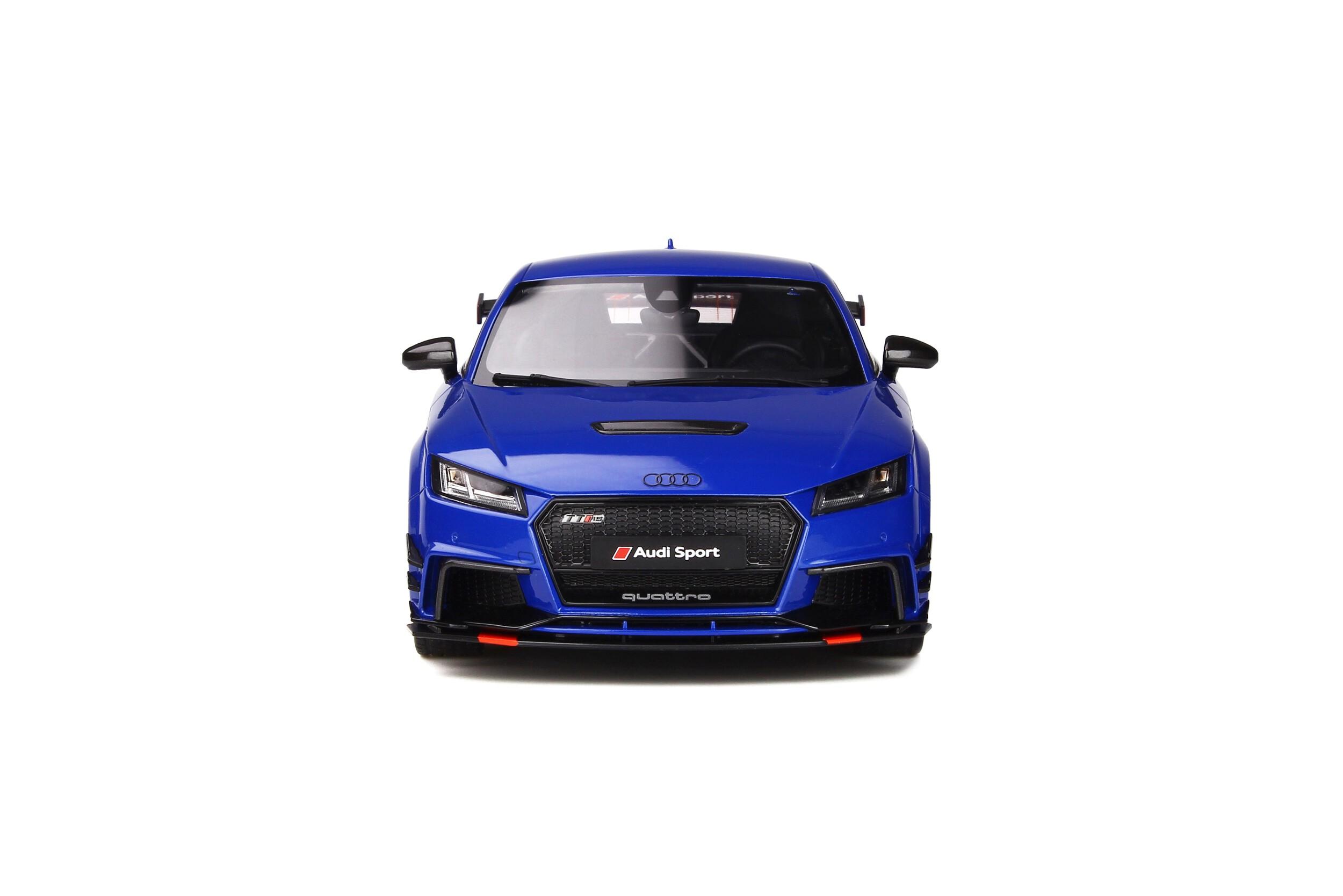 AUDI TT RS PERFORMANCE PARTS 1//18 GT Spirit OttO GT269 EN STOCK