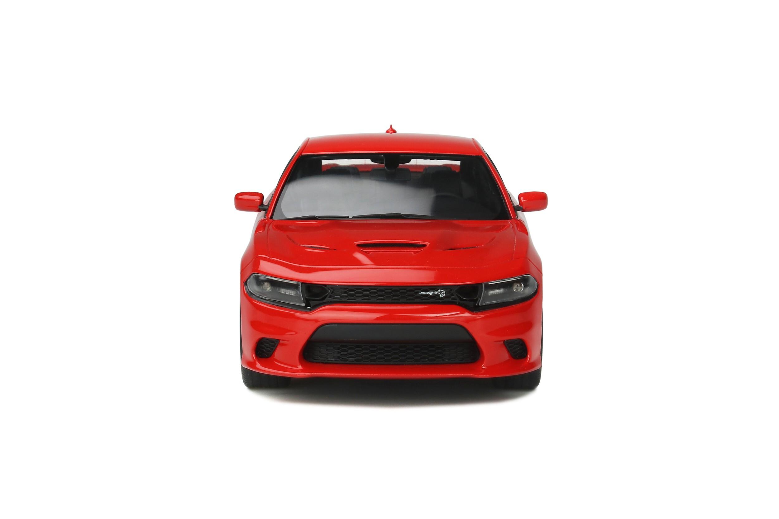 GT280 GT SPIRIT Dodge Charger SRT Hellcat 2020 Red 1//18