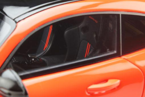 Mercedes-Benz AMG GT-R Black Series